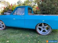 Datsun 1000 Ute supercharged rotary