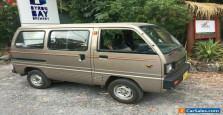 Suzuki Super Carry 1985 van