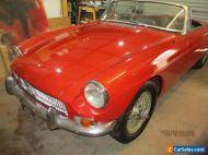 1966 MGB MK1,australian assembled,NO RESERVE AUCTION
