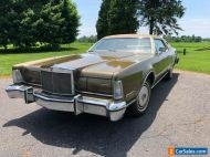 1974 Lincoln Mark Series