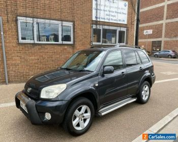 2005 Toyota Rav4 XT-R VVT-I Auto *** Spares Or Repairs *** for Sale