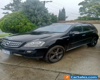 Mercedes ML320 CDI 2008 Edition 10 black on black for Sale