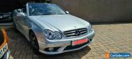 Mercedes-Benz CLK280 3.0 7G-Tronic sports Convertible