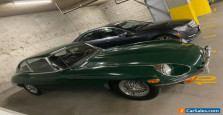 Jaguar: E-Type 2 dr