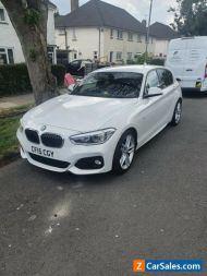 BMW 2.0 116d M Sport 2015