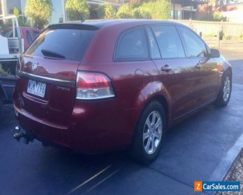 HOLDEN 08 COMMODORE VE WAGON. ROADWORTHY & REGISTERED READY TO GO for Sale