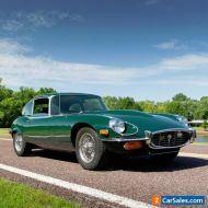 1971 Jaguar XK E-Type Coupe Series III 2+2 V12 4-speed