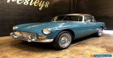 1968 MG B MKII factory OVERDRIVE Rare Indigo Blue MGB triumph sunbeam Austin
