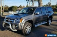 Holden-Colorado-2009 Manual Turbo Diesel
