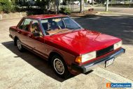 1982 Datsun Nissan Bluebird .. Absolutely Stunning  ..ONE Owner Books , LOW KMS