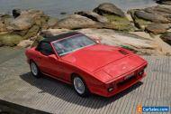 TVR 350i classic sports car