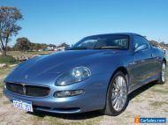 Maserati 2002 Coupe Cambiocorsa Ferrari developed V8 not Porsche, BMW, Audi, HSV
