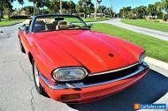 1994 Jaguar XJS Convertible 2+2 4.0L