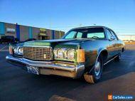 1974 Chrysler Newport
