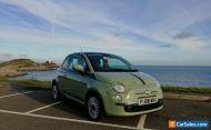FIAT 500 Lounge 1.3 Diesel, Top Specification model, Low Mileage, Full Service