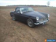 mg midget 1970 vic reg, will be sold unreg
