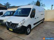 2016 Renault Master X62 MY15 (nbi) LWB Mid White Automatic 6sp A Van