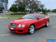 2005 MY06 BENTLEY CONTINENTAL GT 3W COUPE. LOW KS. FINANCE AVAILABLE