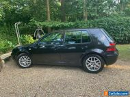 2004 Volkswagen VW Golf Mk4 GTI TDI 150 Black Magic Pearl 5 Door 6 Speed Manual