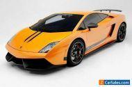 2011 Lamborghini Gallardo Superleggera