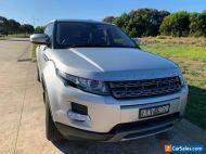 2012 Land Rover Range Rover Evoque TD4 Prestige Auto 4x4 MY12