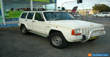 classic cars Jeep cherokee Limited