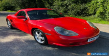 2004 Porsche Boxster 2.7 Guards Red with Factory Hardtop