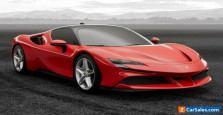 2020 Ferrari SF90 Stradale Auto 4WD Sports Car (Red)