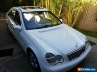 Mercedes Benz 2003 C220 CDI