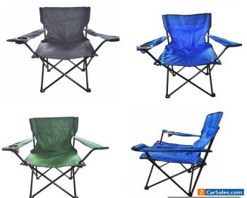 Folding Camping Chair Potable Garden Fishing Outdoor Seat Festival Beach Patio for Sale