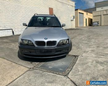 BMW E46 Touring M Sport 2003 BMW Wagon 320i 6 cyl 20 klm Auto, M Spor for Sale