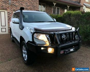 2016 Toyota Land cruiser Prado GXL Auto 4x4 2.8L for Sale