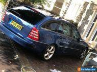 Mercedes c220 cdi estate