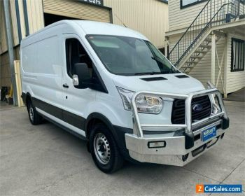 2015 Ford Transit VO 350L White Manual M Van for Sale