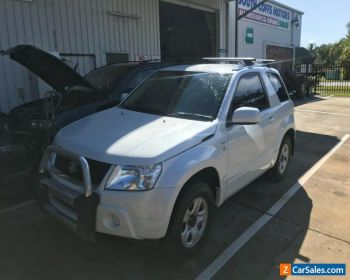 2008 Suzuki Grand Vitara 3 Door Hard Top 2.4ltr 5 Speed Man for Sale
