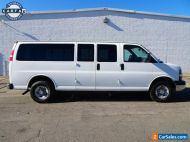 2015 Chevrolet Express Extended Passenger Van LT w/1LT