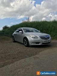 vauxhall insignia sri 2.0 turbo