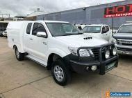 2012 Toyota Hilux KUN26R SR5 Manual M Utility