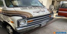 1978 Dodge Trans Van B100 B200 B300 Sportsman