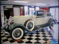 1929 Auburn 8-120 CABRIOLET