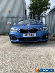 2015 BMW 1 SERIES 120d M SPORT XDRIVE AUTO 5DR *LEATHER,  SAT NAV, BLUETOOTH*