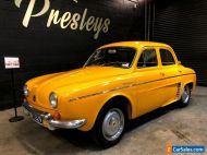 RARE 1958 Renault Dauphine ABSOLUTLY STUNNING # citroen rover fiat gordini