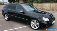 Mercedes Benz C220 CDi 2006 Automatic Estate Diesel