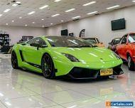 2011 Lamborghini Gallardo LP570-4 Superleggera Ithaca Verde Coupe
