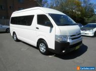 2016 Toyota HiAce TRH223R MY16 Commuter White Automatic 6sp A Bus