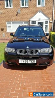 BMW X3 M Sport 2.0 Ltr Diesel 5 Door 4x4 SUV Full Leather 4WD Manual 6 Speed FSH