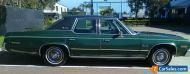 Plymouth Gran Fury Brougham 1977. Dodge. Chrysler.