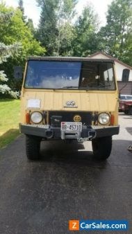 Other Makes: Pinzgauer 710 M