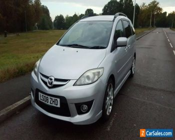 2008 Mazda 5  D  Sport Nav, 7 SEATS  MPV 2.0 MANUAL DIESEL for Sale