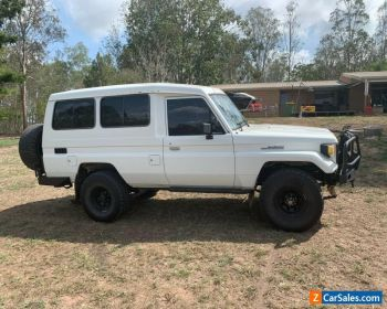 1989 TOYOTA LANDCRUISER TROOP CARRIER for Sale